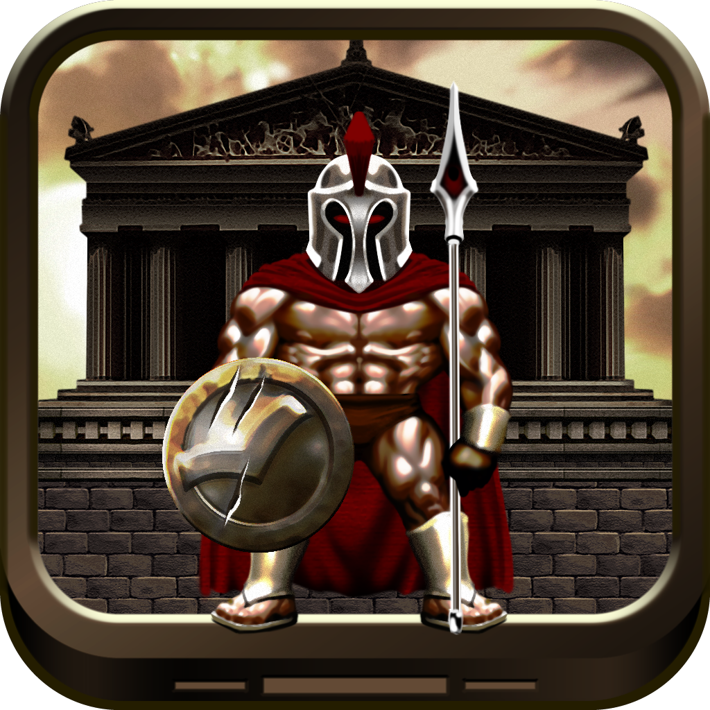 Ator Spartan Temple Siege - Crusade Of The 2 Immortals - Pro Heroes Game